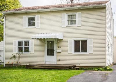 Rochester Single Family Home A-Active: 86 Greenfield Road