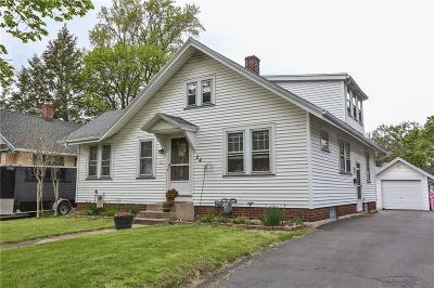 Rochester Single Family Home A-Active: 24 Lakewood Drive