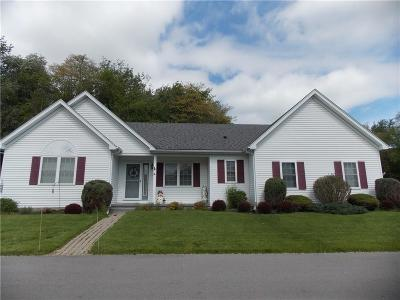 Rochester Single Family Home A-Active: 195 Sewilo Hills Drive