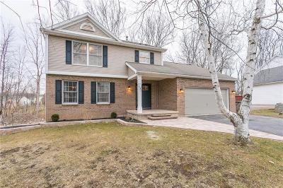 Rochester Single Family Home A-Active: 131 Battle Green Drive