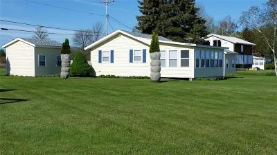 Orleans County Single Family Home A-Active: 12459 Barnum Lane
