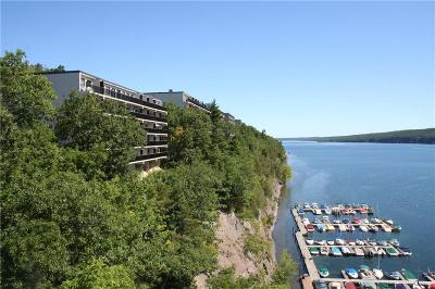 Condo/Townhouse For Sale: 121 Cliffside Drive
