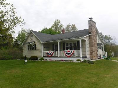 Brocton, Dunkirk, Forestville, Fredonia, Irving, Portland, Ripley, Sheridan, Sherman, Silver Creek, Westfield Single Family Home For Sale: 3534 Route 5