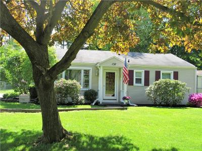 Penfield Single Family Home U-Under Contract: 137 Whitney Road