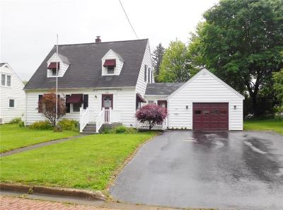 Jamestown Single Family Home A-Active: 526 Weeks Street