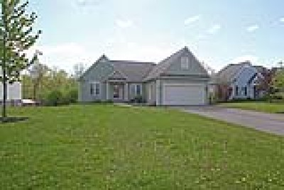 Single Family Home For Sale: 5248 Overlook Lane