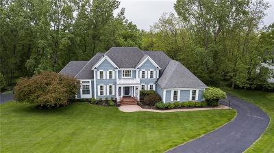 Pittsford Single Family Home For Sale: 34 Arbor Creek Drive