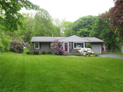 Penfield Single Family Home U-Under Contract: 1 Francis Drive