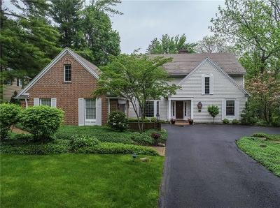 Pittsford Single Family Home For Sale: 5 Stonegate Lane