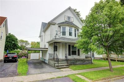 Single Family Home U-Under Contract: 27 Hoffman Avenue