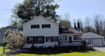Single Family Home U-Under Contract: 1608 North N Lyndonville Rd Road
