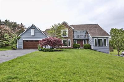 Pittsford Single Family Home For Sale: 17 Lawton Drive