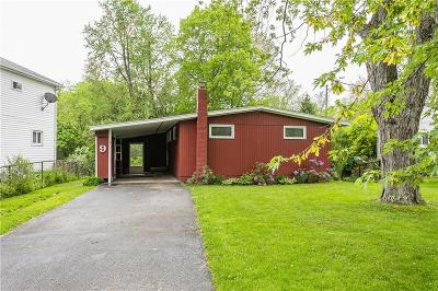 Orleans County, Monroe County, Niagara County, Erie County Single Family Home C-Continue Show: 9 Midvale Drive