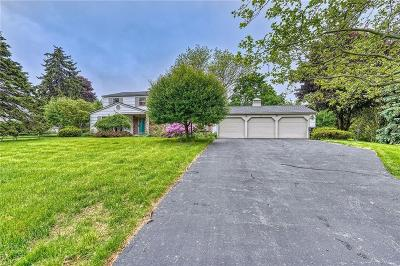 Pittsford Single Family Home For Sale: 41 Charter Oaks Drive