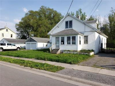 Genesee County Single Family Home Active Under Contract: 21 Garibaldi Avenue