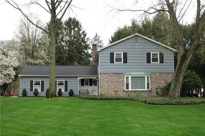 Penfield Single Family Home For Sale: 110 Huntington Meadow