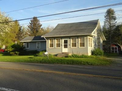 Manchester Single Family Home Active Under Contract: 3653 State Route 96