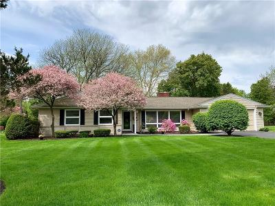Pittsford Single Family Home For Sale: 3675 East Avenue