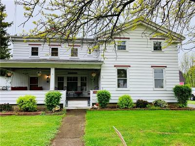Williamson Single Family Home For Sale: 4038 Ridge Road