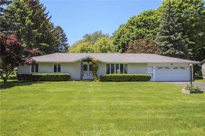 Penfield Single Family Home U-Under Contract: 65 Peak Hill Dr