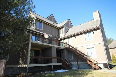 Condo/Townhouse For Sale: 4447 Old Road