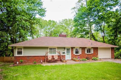 Penfield Single Family Home U-Under Contract: 2155 Prospect Street