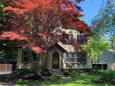 Irondequoit Single Family Home U-Under Contract: 296 Wyndham Road