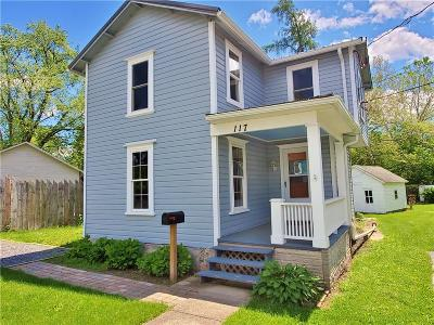 Single Family Home For Sale: 117 Johnson Avenue