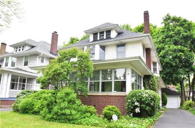 Rochester Single Family Home Active Under Contract: 38 Laurelton Road