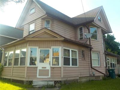 Rochester Single Family Home For Sale: 498 Emerson Street