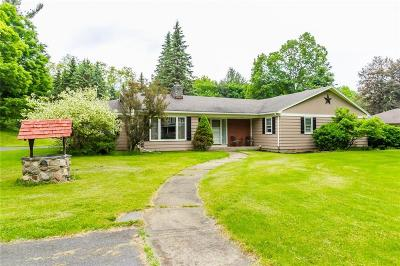 Gorham Single Family Home Active Under Contract: 2730 State Route 245