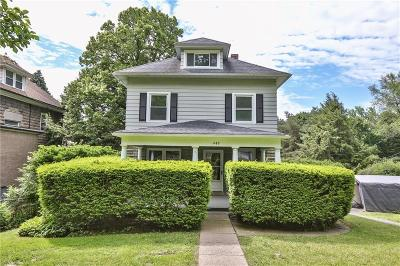 Brighton Single Family Home For Sale: 1149 Highland Avenue