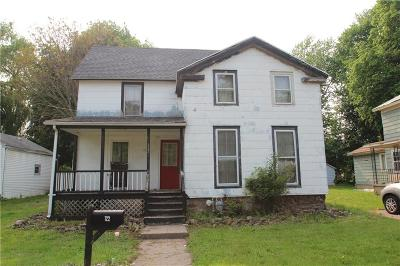 Orleans County Single Family Home A-Active: 122 South Platt Street