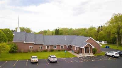 Monroe County Commercial For Sale: 1274 Penfield Center Road