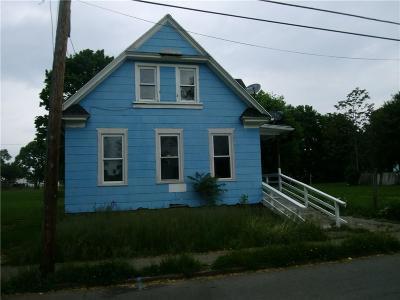 Rochester Single Family Home For Sale: 10 Hoeltzer Street