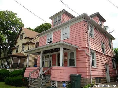 Rochester Single Family Home For Sale: 446 Remington Street