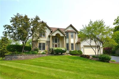 Orleans County, Monroe County, Niagara County, Erie County Single Family Home U-Under Contract: 82 Waterford Way