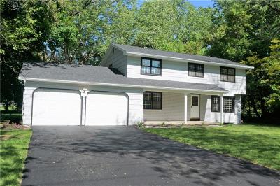 Penfield Single Family Home A-Active: 1786 Jackson Road