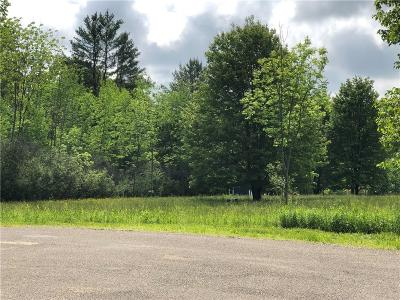 Residential Lots & Land A-Active: Chautauqua-Stedman Road