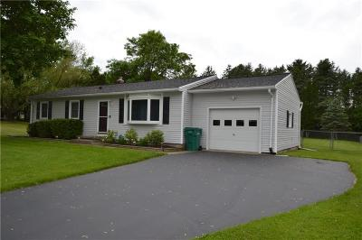 Macedon Single Family Home U-Under Contract: 1 Denise Drive