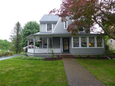 Pittsford Single Family Home For Sale: 14 Eastview Terrace