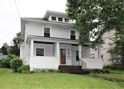 Ellicott NY Single Family Home For Sale: $49,000