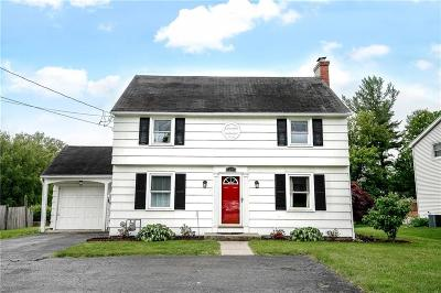 Penfield Single Family Home U-Under Contract: 1971 Penfield Road