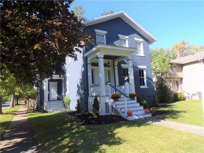 Canandaigua-City Single Family Home For Sale: 194 Gibson Street