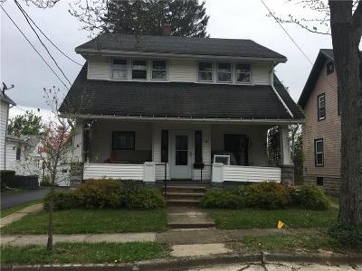 Single Family Home For Sale: 18 Carey Place