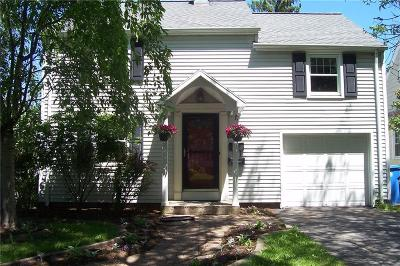 Rochester Single Family Home Active Under Contract: 138 Edgemont Road