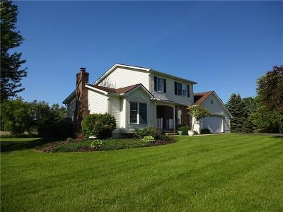 Penfield Single Family Home U-Under Contract: 1354 Allen Road