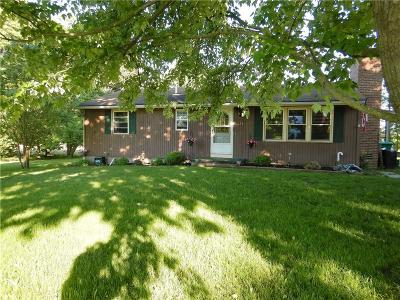 Genesee County Single Family Home U-Under Contract: 6336 Warboys Road
