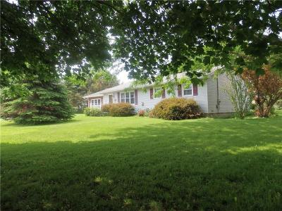 Waterloo Single Family Home For Sale: 2968 State Route 96