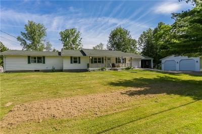 Clarendon Single Family Home Active Under Contract: 16003 Brown Schoolhouse Road